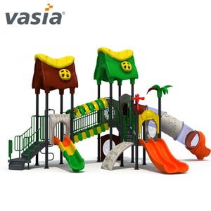 Anti-Crack Jungle Climbing Children Amusement Park Slide Playground