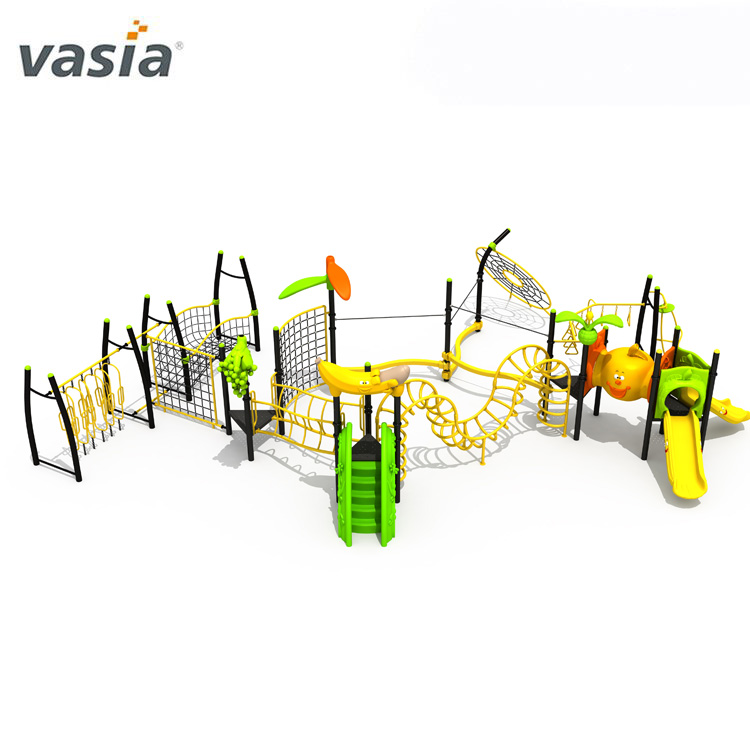 Happy Safe Play Swing con Monkey Bars Área de juegos para niños