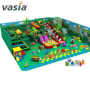 Toddler Toys Fancy Soft Indoor Playground Fiesta de cumpleaños para Indoor Play Center