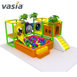 Fancy Soft Playground Indoor Party Birthday Playground Juegos infantiles para niños pequeños